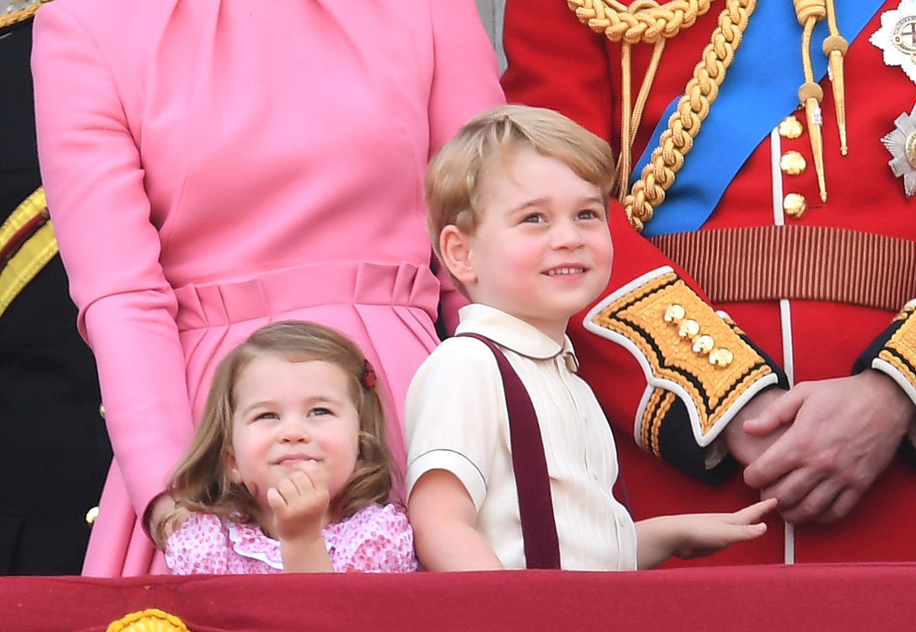 23 Photos That Prove Prince George and Princess Charlotte Are Best Friends