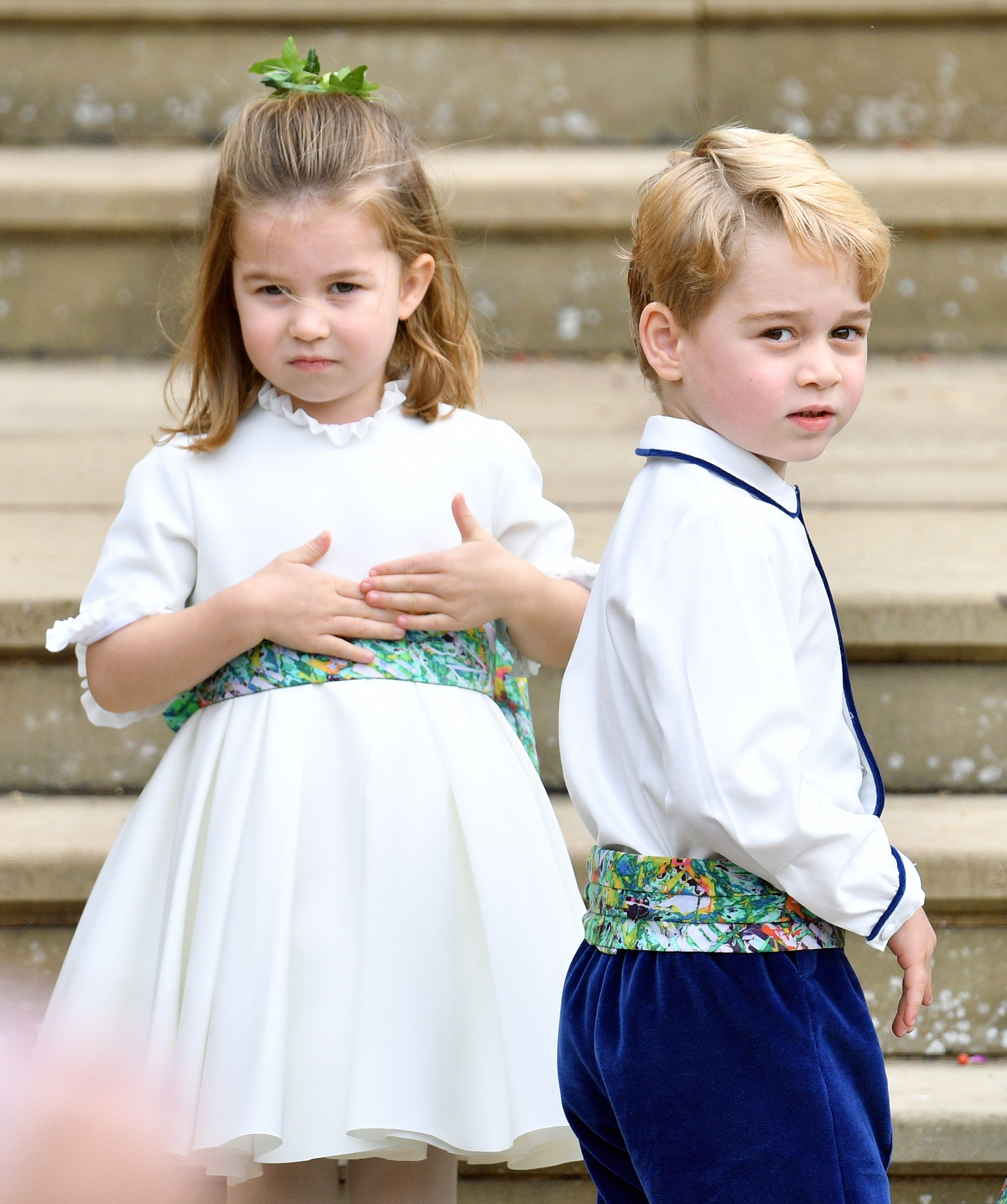 40 Surprising Rules the Royal Children Have to Follow