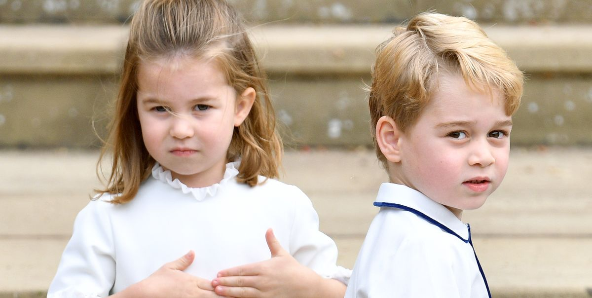 40 Rules the Royal Children Have to Follow From Birth