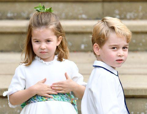 是誰在照顧喬治王子和夏綠蒂公主?8點認識「英國皇室御用褓姆」瑪麗亞波拉羅maria borrallo