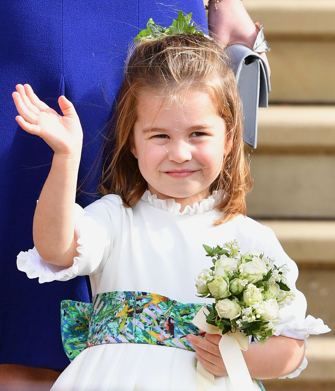 Watch This Insanely Adorable Video of Princess Charlotte Playing With Balloons Will Make Your Day video