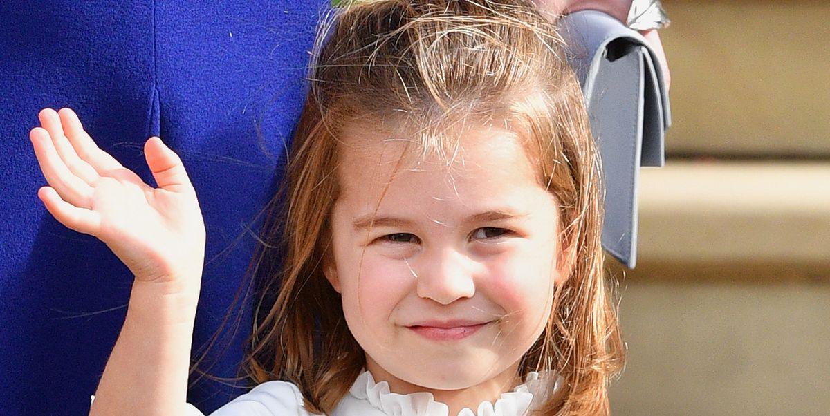 Princess Charlotte's teacher has married her godfather