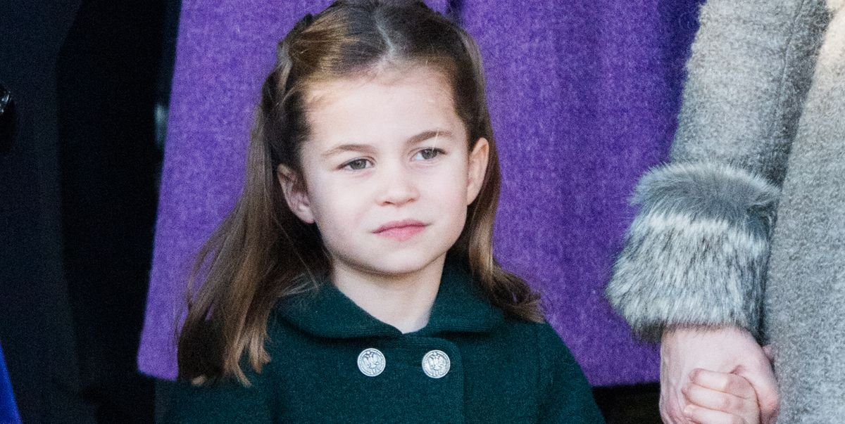 Princess Charlotte, 6, Is Telling People She's 16 Now, According to Prince William