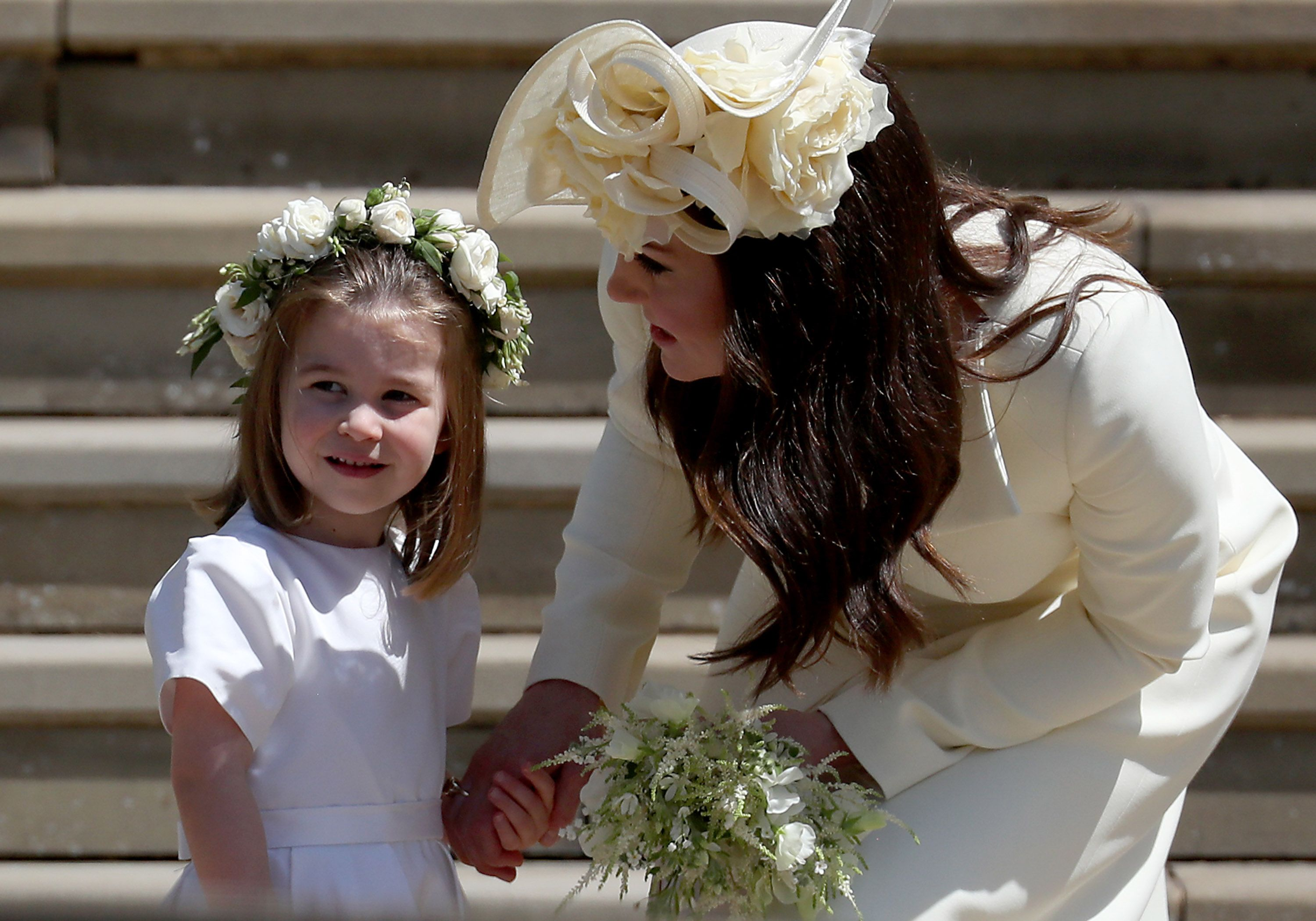 Kate Middleton Was Apparently In Tears After Princess Charlottes
