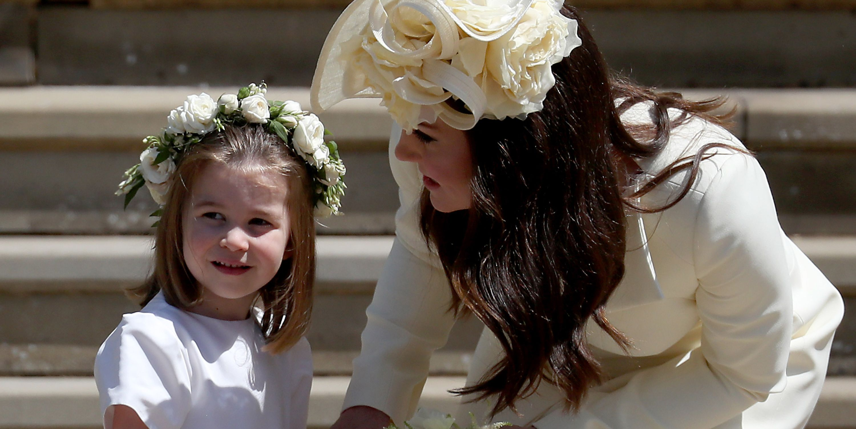 Kate Middleton Reveals Princess Charlotte Has a Crafty Side