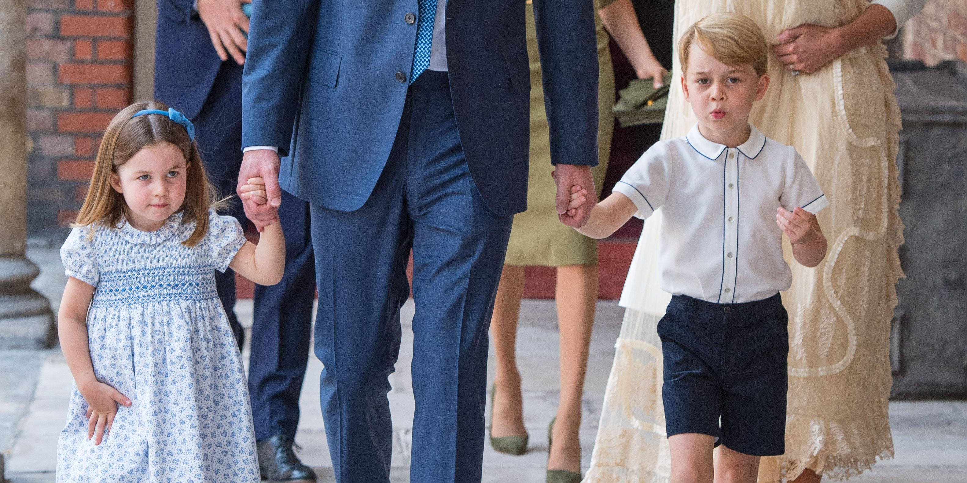 Princess Charlotte,Prince George,Prince Louis