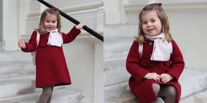 Princess Charlotte looks SO much like Princess Diana in her most recent photos