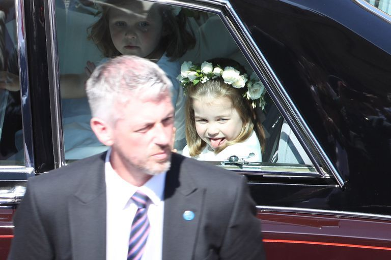 Naughty Princess Charlotte