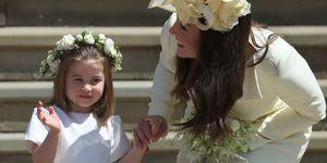 Royal wedding wave