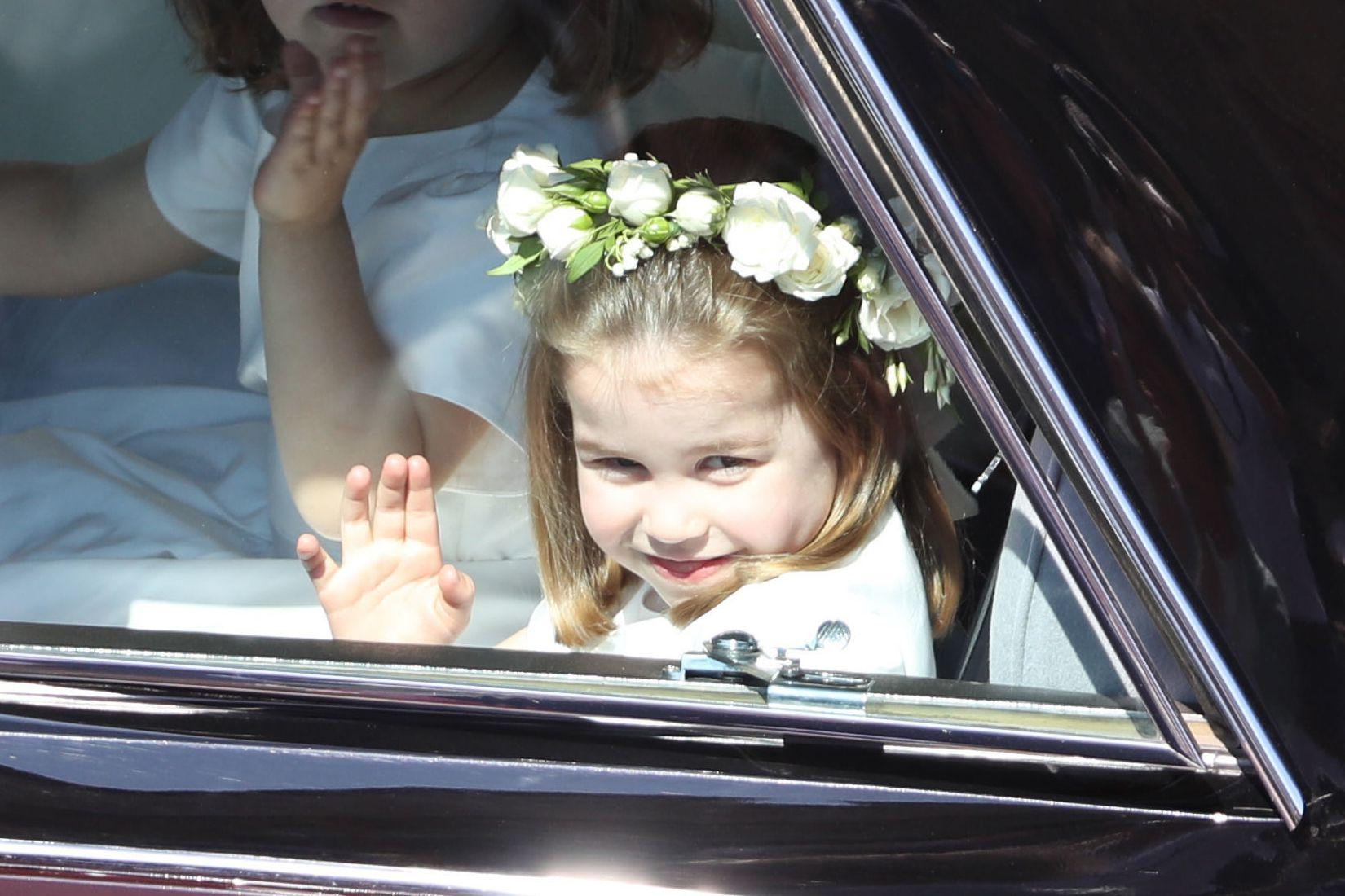 Princess Charlotte Mischief