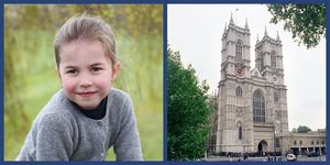 princess charlotte westminster abbey
