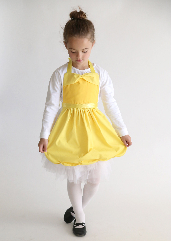 fff39ee77507 30 DIY Disney Princess Costumes - Homemade Princess Dresses for Kids