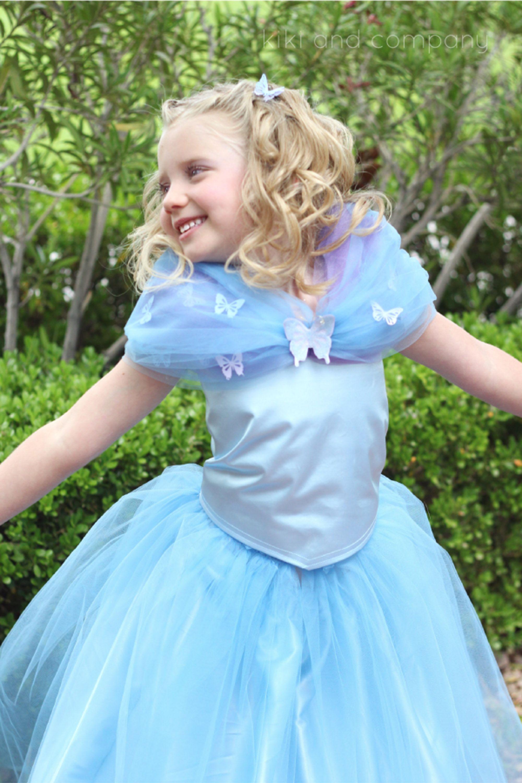 princess costumes diy cinderella
