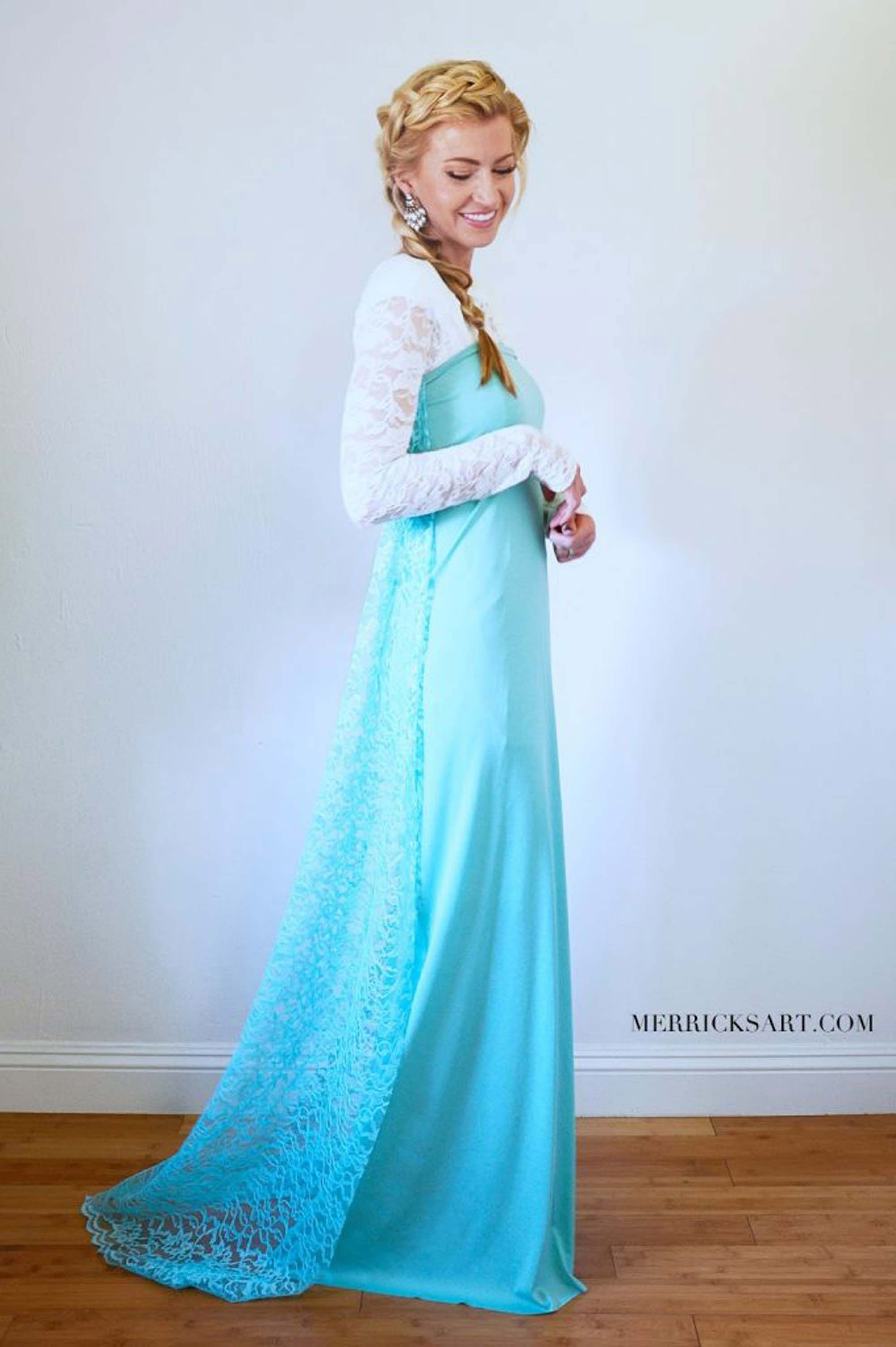 30 diy disney princess costumes - homemade princess dresses for kids