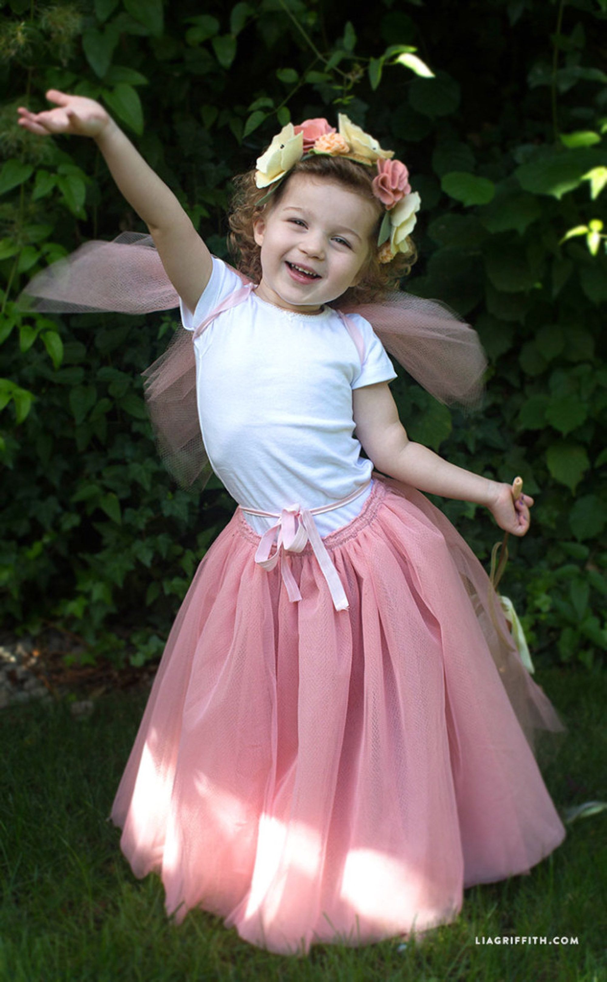 0df5014881 30 DIY Disney Princess Costumes - Homemade Princess Dresses for Kids