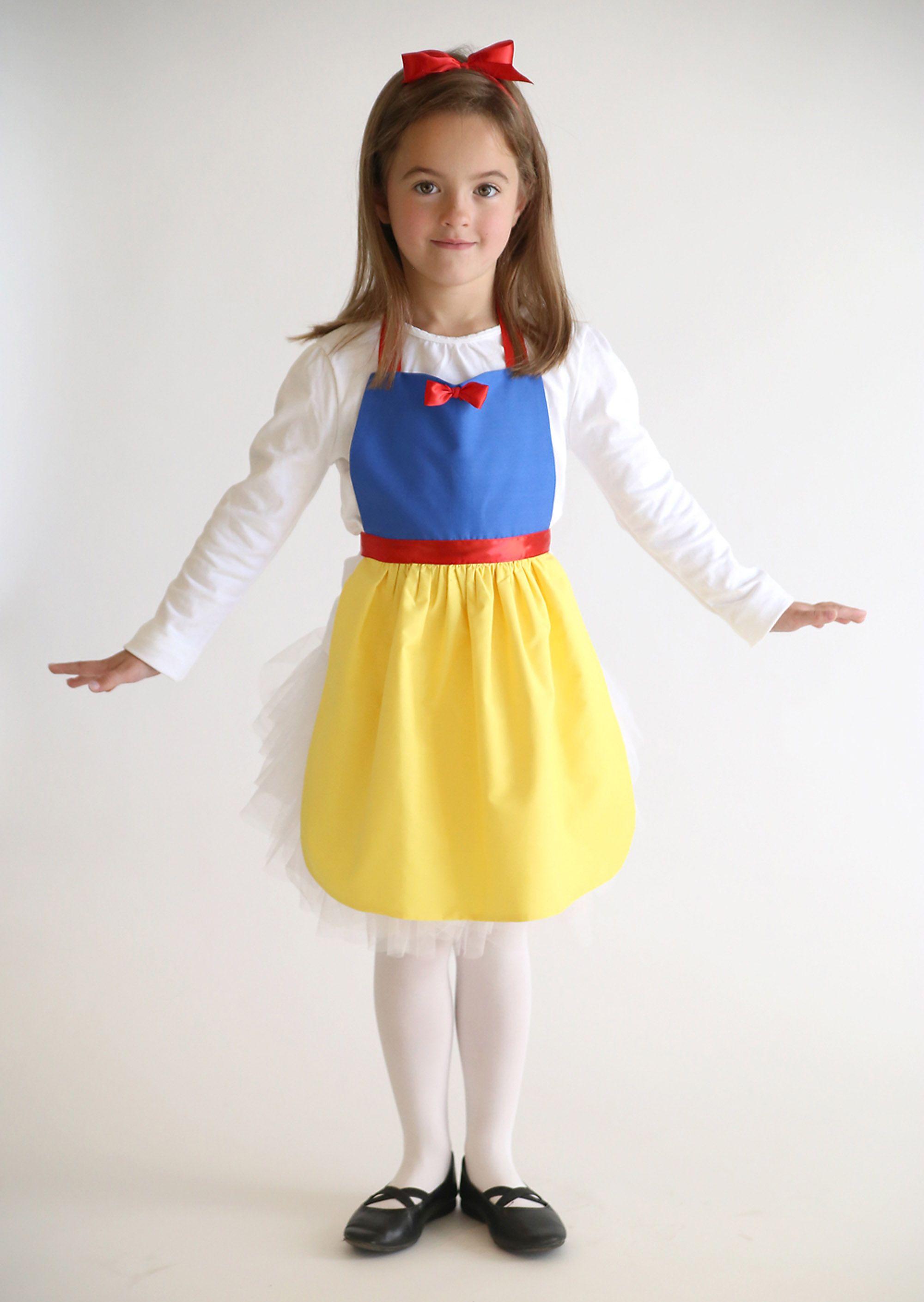 30 diy disney princess costumes homemade princess dresses for kids