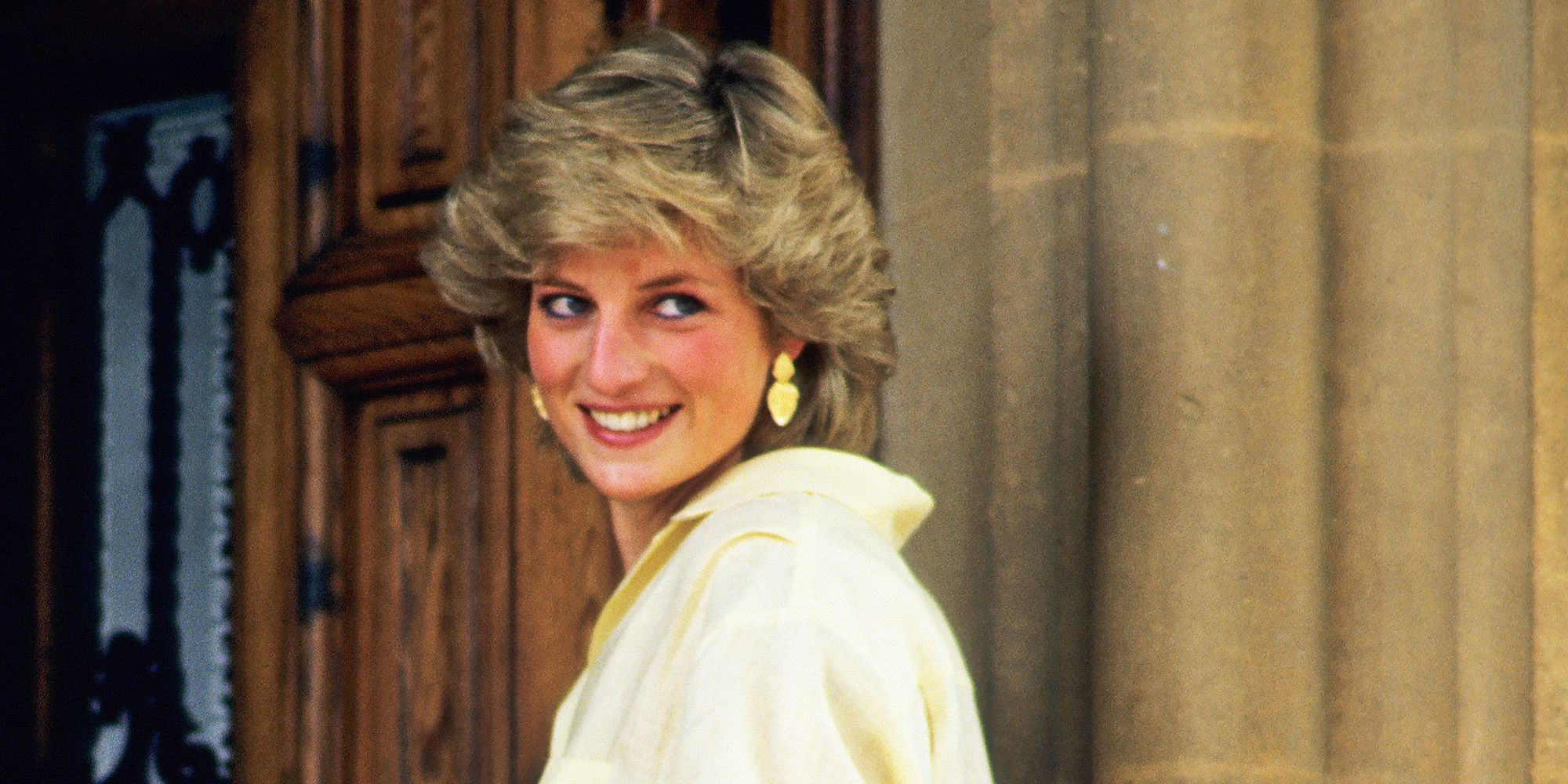 d705d2c4a8362 Princess Diana Only Cut Her Hair 1/4 Inch at a Time so Fans Wouldn't Notice.