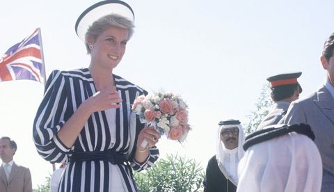 One of Princess Diana's dresses has just sold for an eye-watering amount