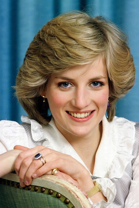 Princess Diana Cut Her Hair In Quarter Inch Increments So Fans