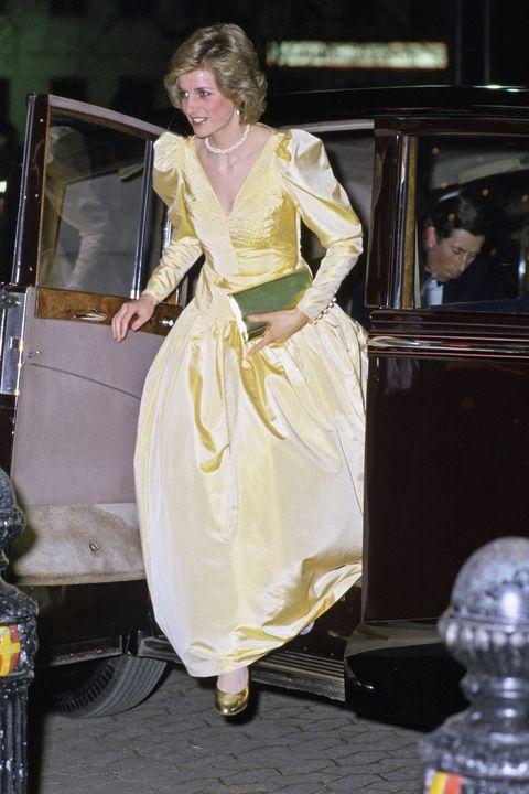 princess diana best dresses
