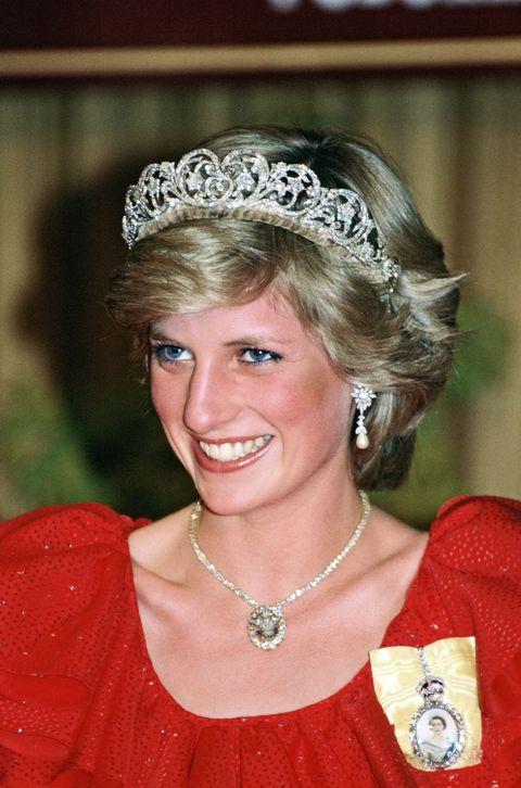 diana spencer tiara in australia