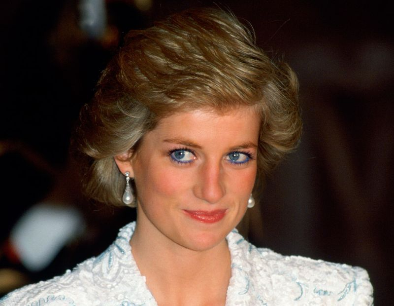 Why Princess Diana Stopped Wearing her Signature Blue Eyeliner