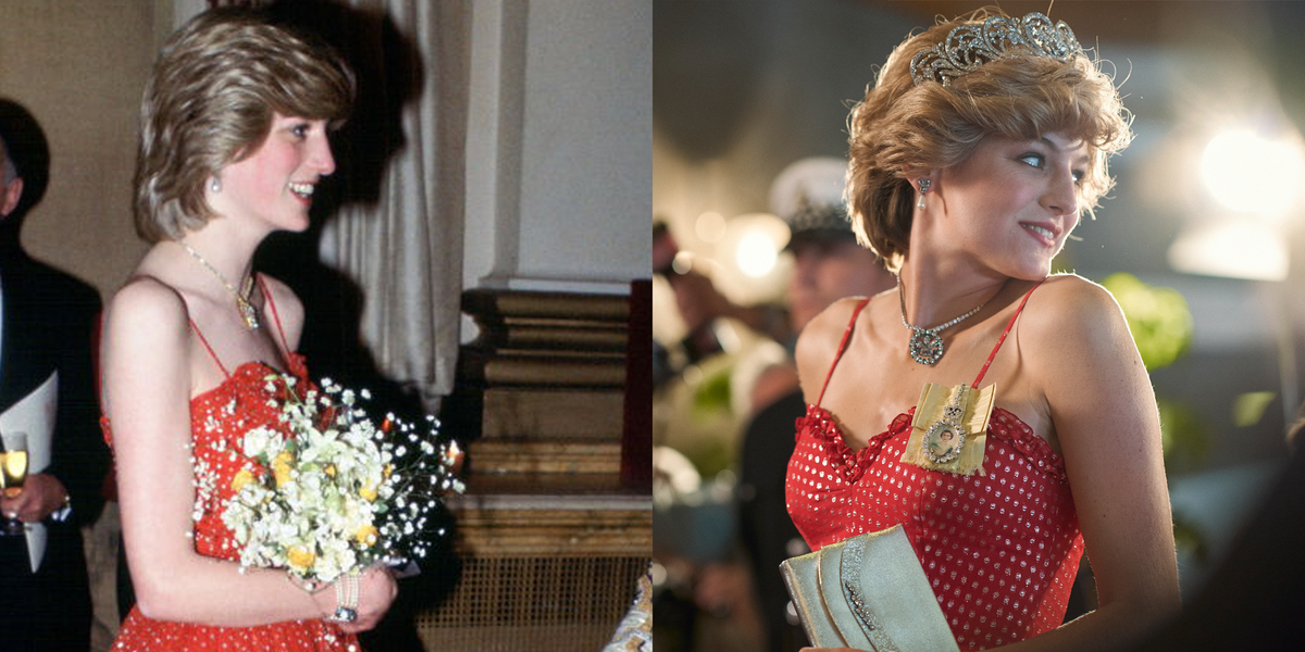 "How Emma Corrin Imitated Princess Diana's Voice for ""The Crown"""
