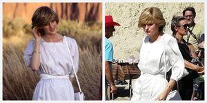 princess diana emma corrin the crown australia royal tour