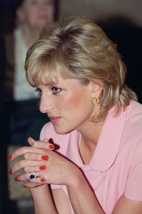 Why Princess Diana S Engagement Ring From Prince Charles Was