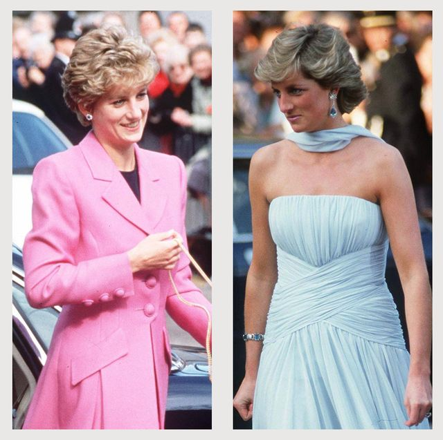 Princess Diana S Best Fashion Diana S Most Iconic Style Moments