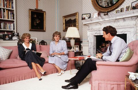 diana, aylard and anne beckwith smith