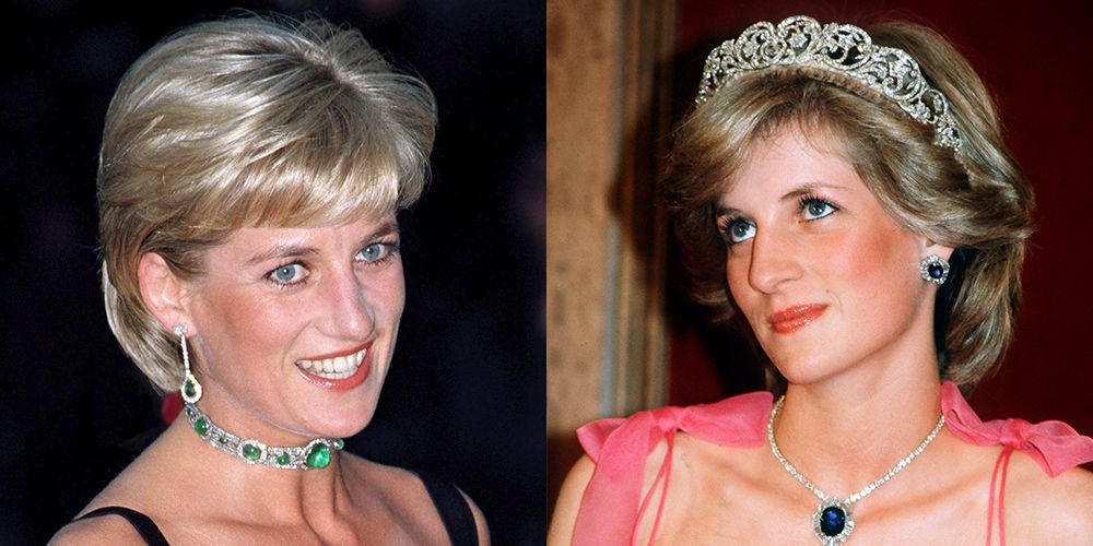 princess diana jewelry