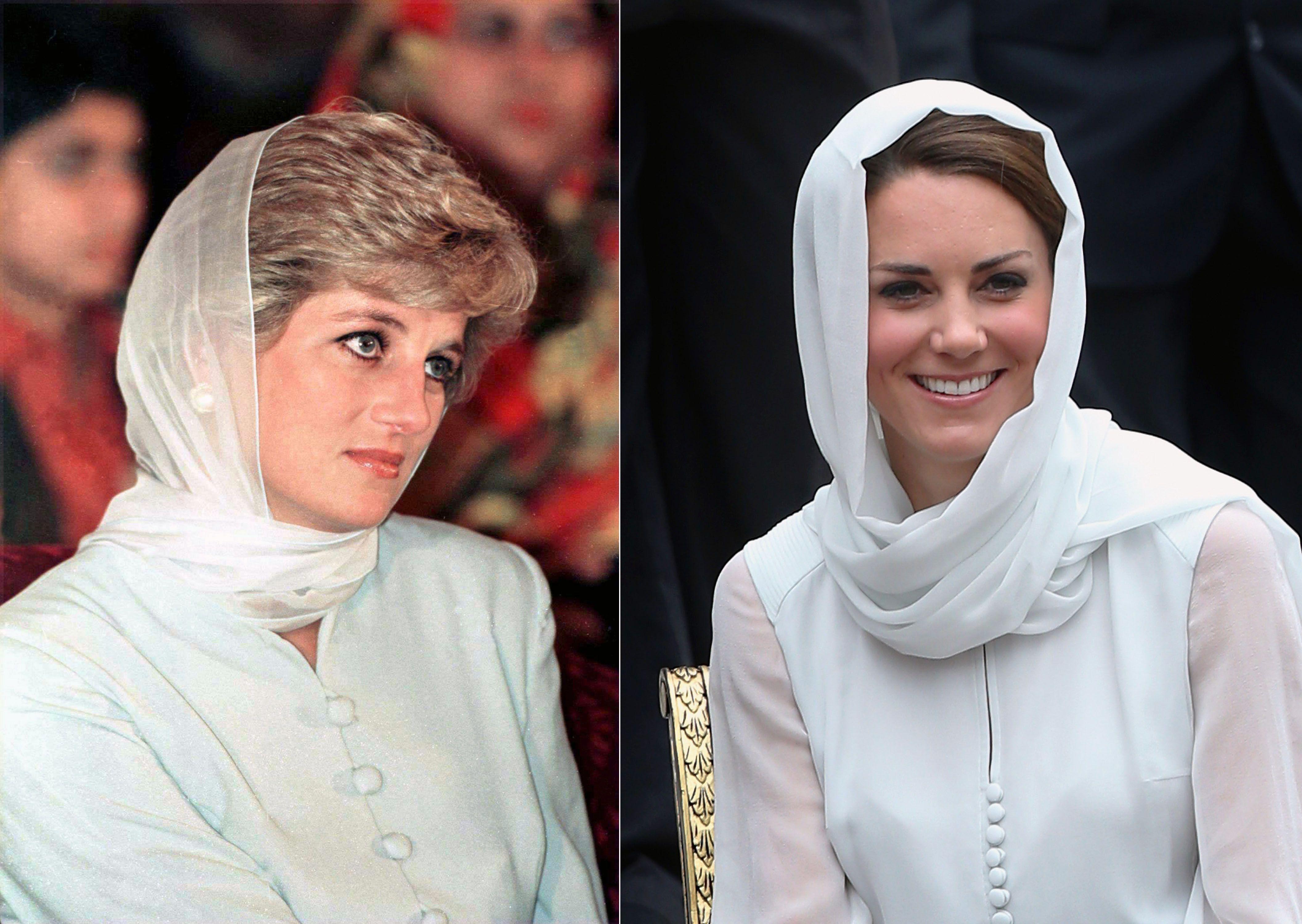 Kate Middleton to Pay Homage to Princess Diana on Royal Tour of Pakistan