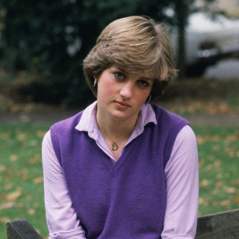 Princess Diana, aged 19 (then known as Lady Diana Spencer)