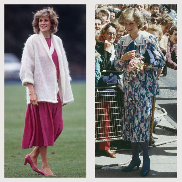 princess diana maternity pregnant fashion style