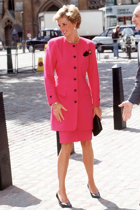 kate middleton wears princess diana wears