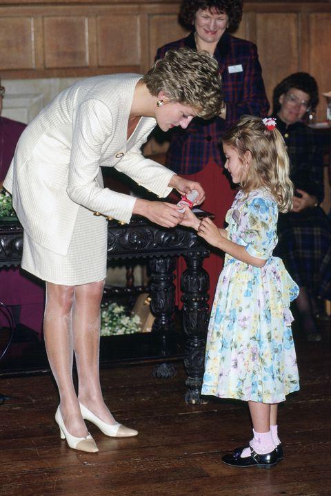 Diana At Lambeth Palace
