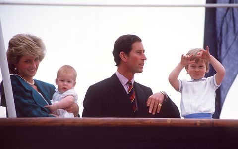 royal family leaves italy