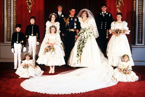 Diana And Charles Wedding.Princess Diana S Bridesmaid India Hicks Shares What It Was