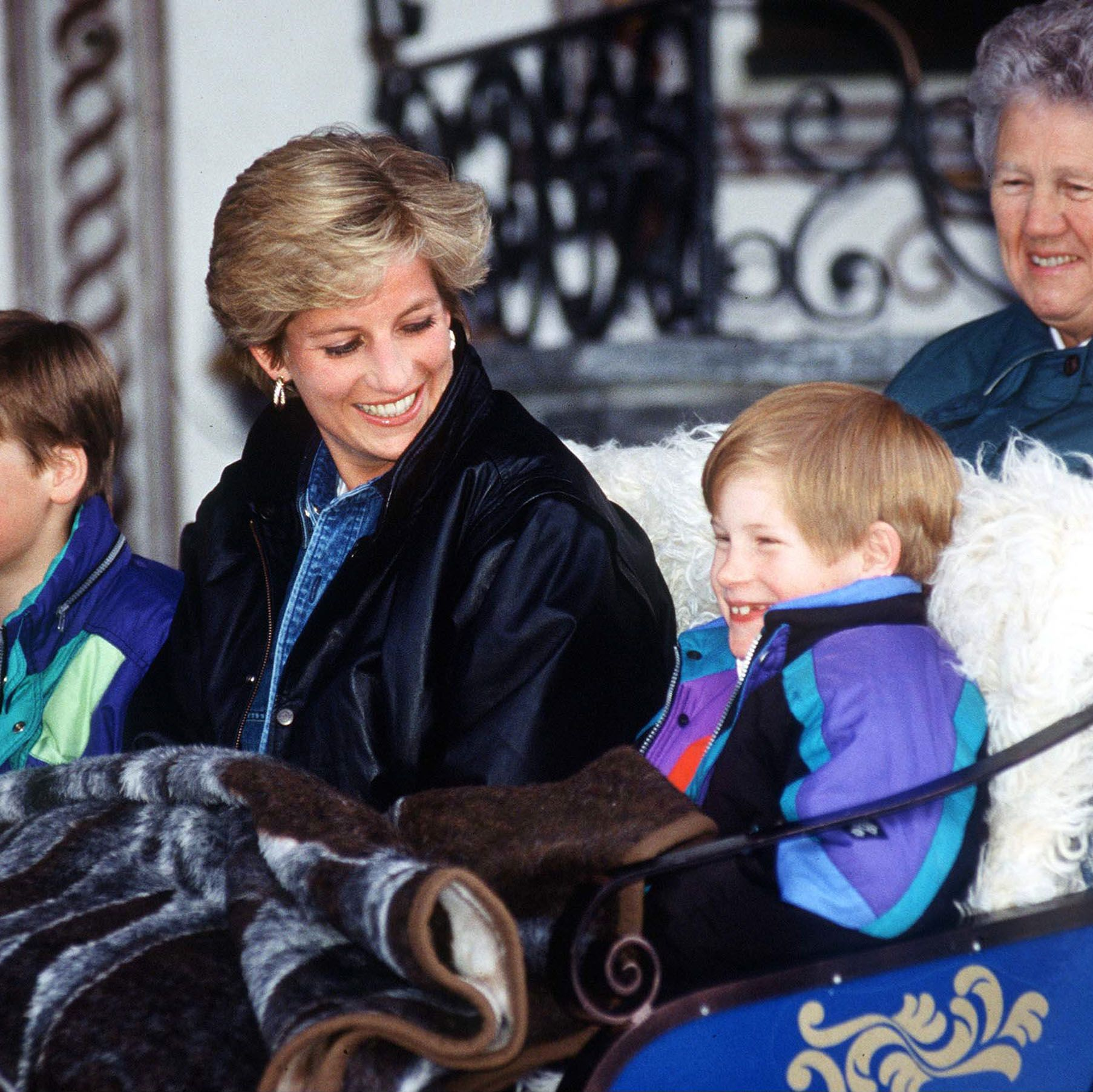 Princess Diana Thought Prince Harry Would Have Made a Great King
