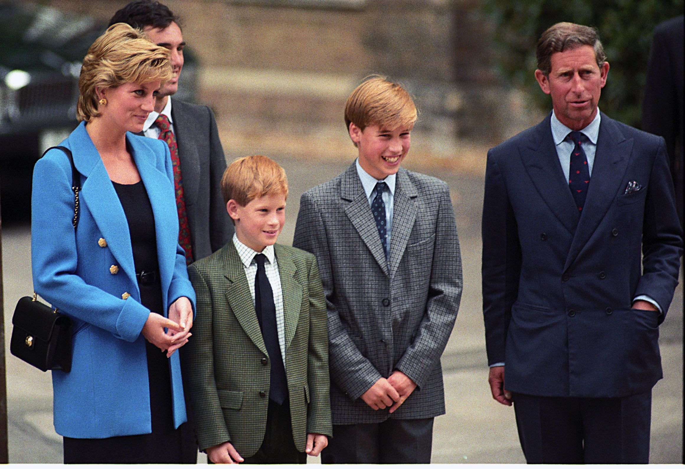 Prince Harry Needs to Act More Like Prince William and Princess Diana, According to a Royal Expert