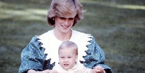 Prince William In New Zealand 1983