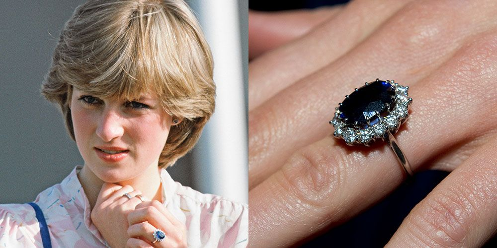 Why Princess Diana's Engagement Ring From Prince Charles ...