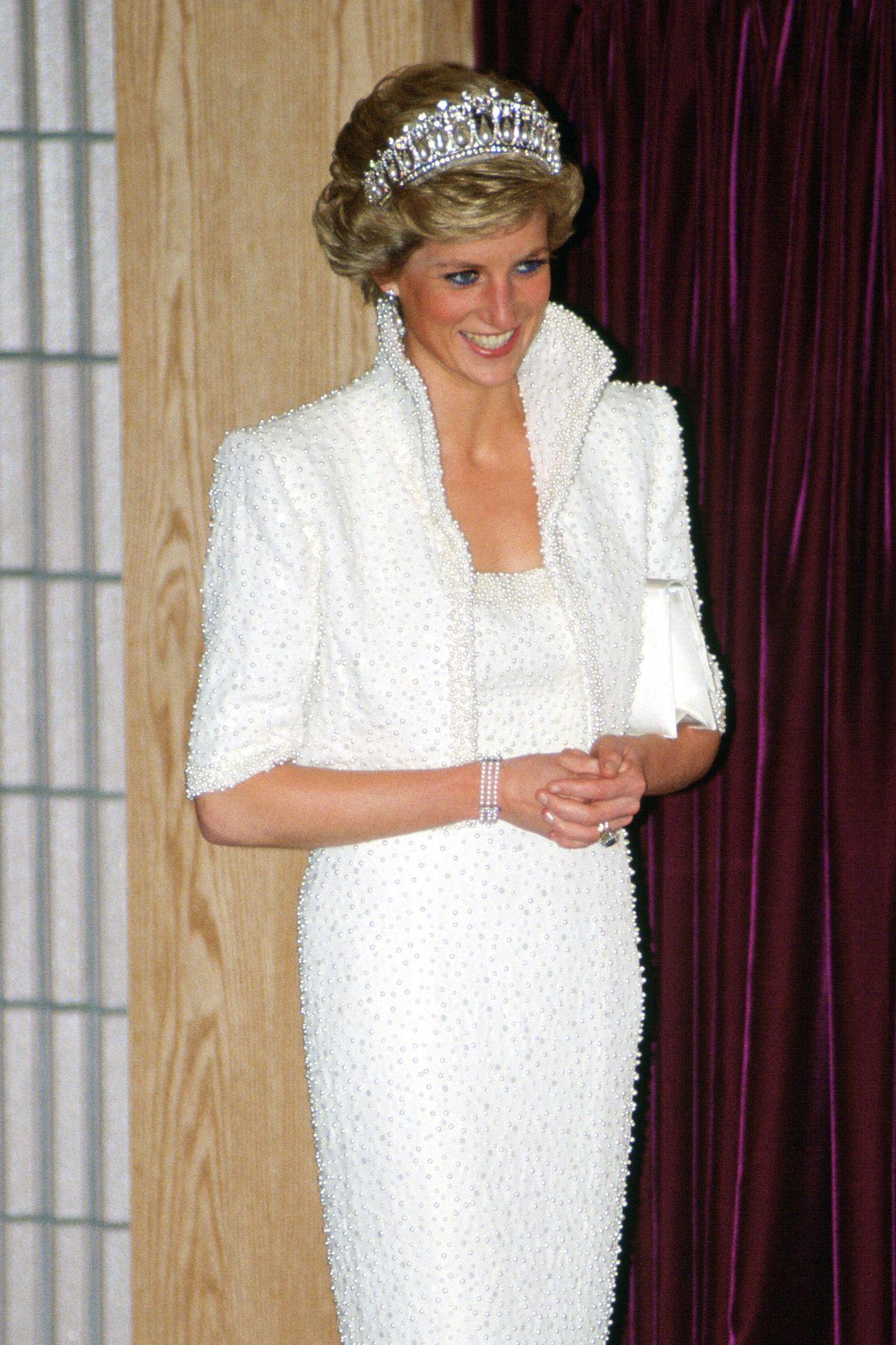 A timeline of Princess Diana's life