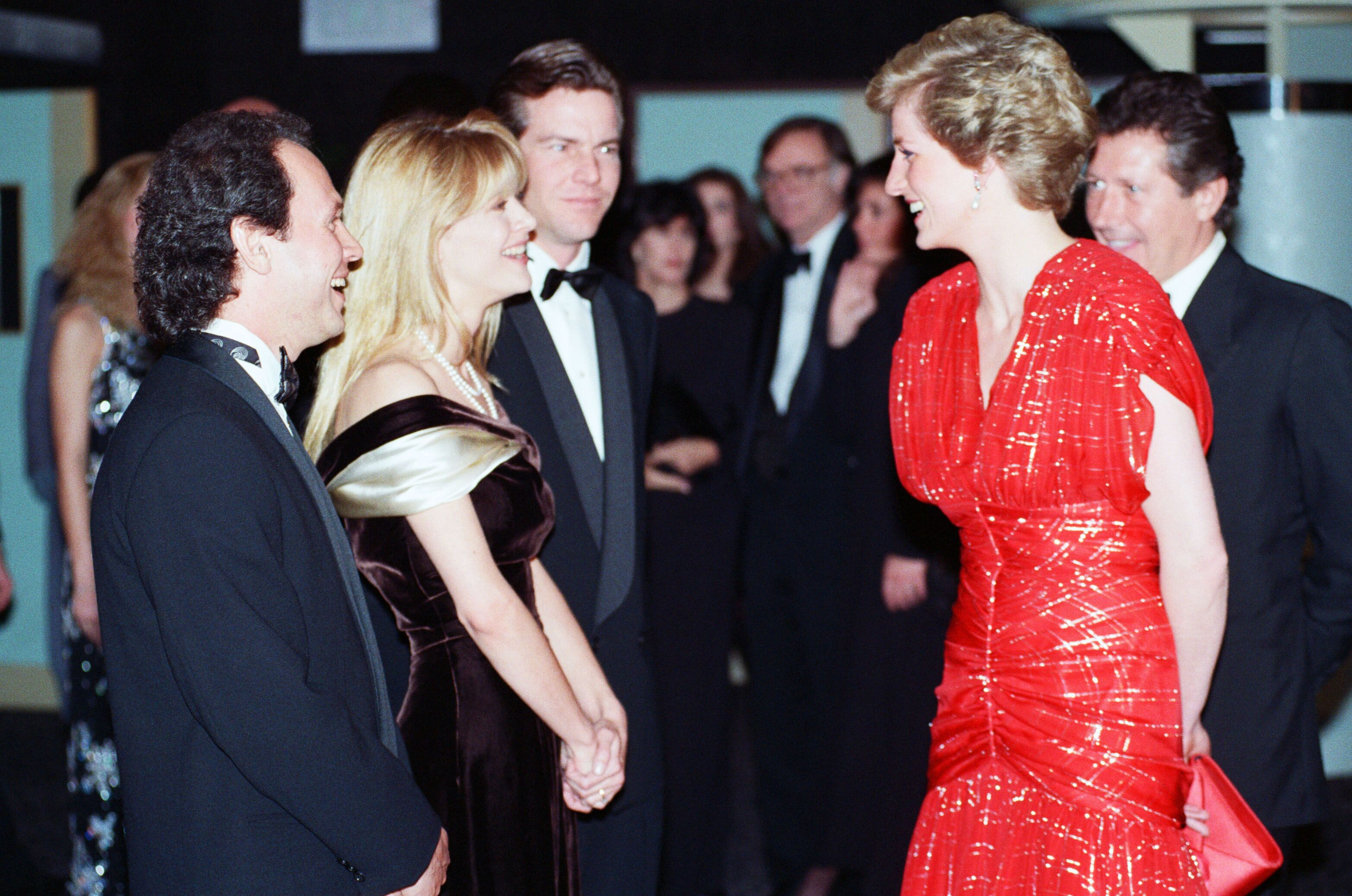 Why Princess Diana Loved 'When Harry Met Sally' So Much She Had a Private Screening at Buckingham Palace
