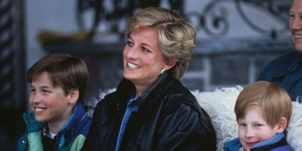 Princess Diana's Voice Coach Promised He Wouldn't Write a Book Until Will and Harry Were Married