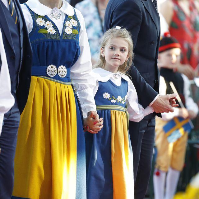 princess estelle National Day in Sweden 2019