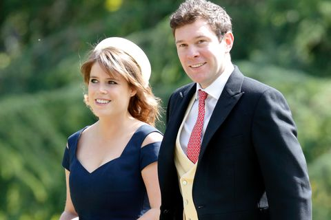 51230ff7c0e Thousands sign petition for royal family to fund Princess Eugenie s ...