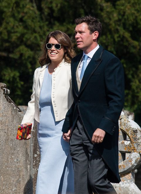 Princess Eugenie Wedding Televised.How Princess Eugenie S Wedding Breaks Royal Rules With Second Day