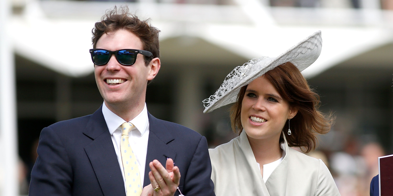 princess eugenie wedding jack brooksbank